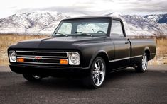 Best Sports Cars : Illustration Description Astonishing and Custom 1967 Chevy C10 Muscle Truck. Find out more!