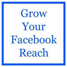 Social Media - Increase Your Facebook Reach with My Secret | The TipToe Fairy