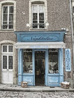 French Blue {Normandy}