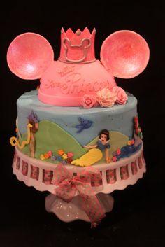 Disney Cake!
