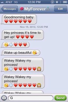 Princess morning texts message for boyfriend, boyfriend texts, boyfriend quotes, boyfriend goals,