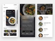 Cate APP 🍰 designed by 刘狗蛋 for DCU. Connect with them on Dribbble; Web Design, App Ui Design, Interface Design, Identity Design, User Interface, Graphic Design, App Design Inspiration, Daily Inspiration, Ui Design Mobile