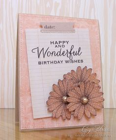 Birthday Daisies by Lucy Abrams, via Flickr