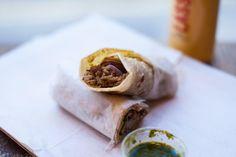 Rolls - Unda Chicken Roll Paratha
