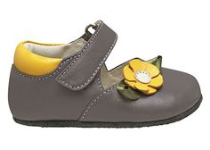 See Kai Run Smaller Girls Baby Mary Janes - shoes for fall!
