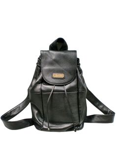 18 AND EAST Leather Backpack  £100