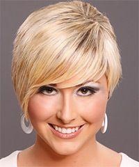 Short Straight Formal hairstyle: Formal Short Straight Hairstyle - Cute, cute style