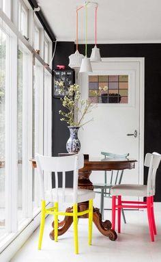 Top Kitchen Trends Prediction for 2018 - New Kitchen Concept - Wohnen 2018 - Chair Design Deco Design, Küchen Design, Home Interior Design, Interior Decorating, Interior Colors, Simple Interior, Decorating Games, Modern Interior, Bright Dining Rooms