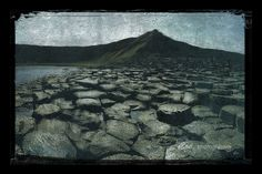Giants Causeway, Ireland, Ltd Ed of 15  Approx 20 iPhone image stitched together