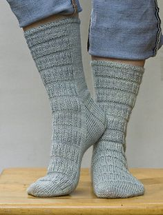 Rey's Socks by Virginia Sattler-Reimer
