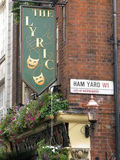 The Lyric pub on Ham Lane, London. ASPEN CREEK TRAVEL - karen@aspencreektravel.com