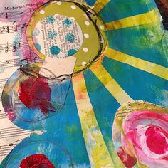 AlteredStatesStudio: art journal- inspiration from 21 Secrets