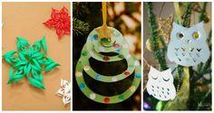 18 décorations de Noël DIY qui ne coûtent presque pas un rond