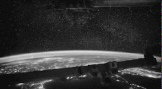 View of the Earth from the International Space Station
