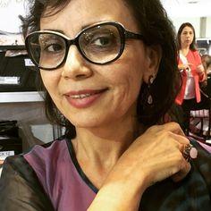 Nossa cliente querida, Angélica Jubé, desfilando com suas joias Divory na Mostra São Paulo! Amamos!!! #divoryeuuso #divacomdivory #clientefeliz #semijoias #joias #lovedivory
