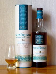 GlenDronach Virgin Oak Finish 14 y.o., 46%