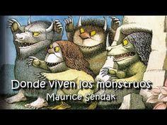 Donde viven los monstruos - Cuentos infantiles - Maurice Sendak