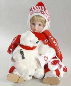 Coca-Cola Doll