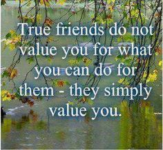 Inspirational Quote About Friendship