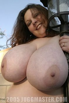 Wifes big tits sucked by black