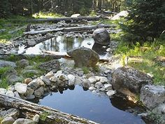 Idaho Hot Springs: Stanley Hot Springs
