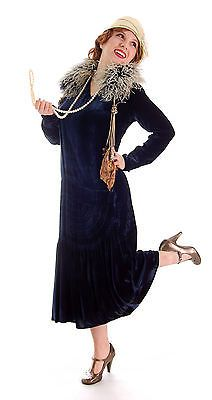 1920s Flapper Dress at The Best Vintage Clothing
