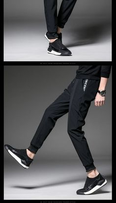 Slim Fit Khakis, Slim Fit Pants, Sweatpants Style, Mens Sweatpants, Mens Chino Pants, Cargo Pants Men, Fashion Pants, Fashion Men, High Jeans