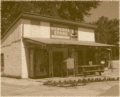 Old General Store by jdcow, via Flickr