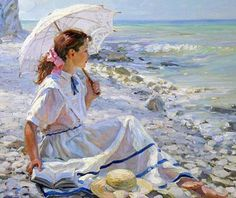*A day at the beach...Averin