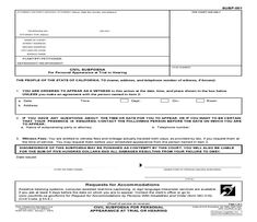 Civil Summons Form Extraordinary This Is A California Form That Can Be Used For Family Law .