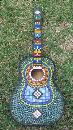 Jamaica! by Elsieland Mosaics, via Flickr