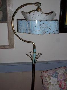 Mid Century Retro Floor Lamp L B Lamp Co 40's 50's Designers Floor Lamp | eBay