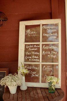 Häng på väggen, med meddelanden eller byt ut glas mot speglar.