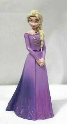 Disney Store Authentic SNOW ANNA FIGURINE Cake TOPPER Toy FROZEN NEW