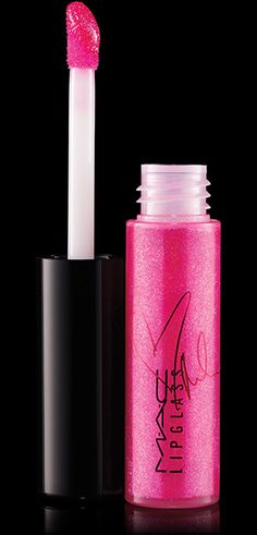 MAC Cosmetics: VIVA GLAM Miley Cyrus Tinted Lipglass in VIVA GLAM Miley January 2015