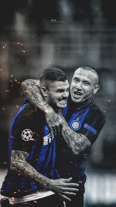 Best Football Players, Soccer Players, Football Soccer, Inter Sport, Milan Wallpaper, Mauro Icardi, Sports Celebrities, Football Wallpaper, Tigers