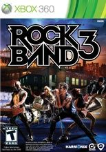 Boxshot: Rock Band 3 - Game Only by MTV Games