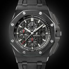 Buy Audemars Piguet Royal Oak Offshore Watches, authentic at discount prices. Complete selection of Luxury Brands. All current Audemars Piguet styles available. Audemars Piguet Diver, Audemars Piguet Watches, Audemars Piguet Royal Oak, Gents Watches, Cool Watches, Wrist Watches, Man Watches, Unique Watches, Dream Watches