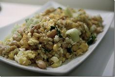 "Quick Dinner: ""Veggie Fried Rice"""