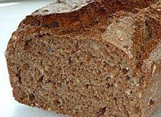Dinkelbrot nach Hildegard von Bingen Rezept   Küchengötter German Bread, Spelt Bread, Medieval Recipes, English Food, Artisan Bread, Banana Bread, Sandwiches, Clean Eating, Food And Drink
