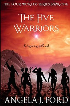 The Five Warriors (The Four Worlds Series Book 1) by Angela J. Ford http://www.amazon.com/dp/B012WXD8AQ/ref=cm_sw_r_pi_dp_0uITwb051PMYX - What if...  your best friend started a rebellion in the middle of a war?  your lover awakened a deep evil and helped it grow?  your people were too cowardly to face a battle?  you stole an ancient power source?  you gambled with the fate of the world?