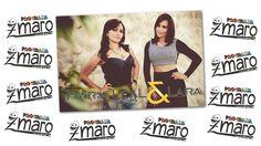 Maria Leal e Lara (dupla sertaneja feminina) em entrevista no Programa Zmaro