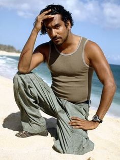 Naveen Andrews, Sayid on Lost