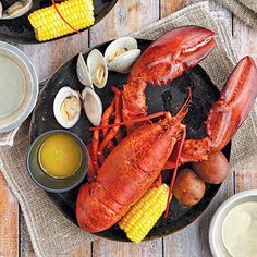 Maine Lobster Bake | CookingLight.com