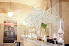 Photography: Lori Paladino Photography - loriphoto.com Floral Design: Kathleen Deery Design - kathleendeerydesign.com Event Planning: JNS Events - jns-events.com   Read More on SMP: http://www.stylemepretty.com/2016/04/29/this-couple-met-at-a-wedding-and-then-this-happened/