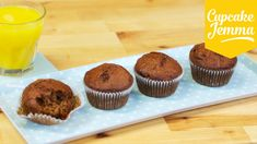 Quick & Easy Breakfast Muffin Recipe  Oat and Date muffins #cupcakejemma  #easymuffins #oatdate