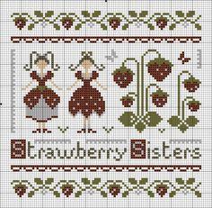 Gallery.ru / Фото #2 - Strawberry Sisters - Ulka1104