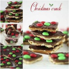 Christmas Crack Toffee Is Ready In No Time At All | The WHOot