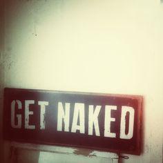 Get Naked! - www.arkcambridge.co.uk