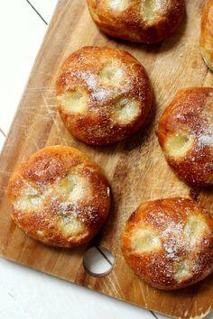 Kolmen voisilmän pullat Pretzel Bites, Muffins, Wicked, Bread, Cookies, Baking, Sweet, Kitchen, Desserts